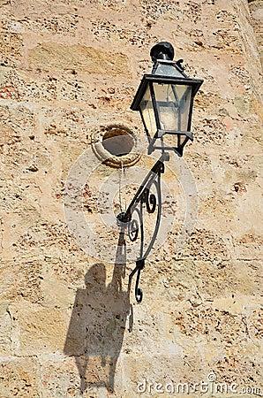 Free Detail Of Street Lamp In Havana Vieja Stock Photos - 74926923