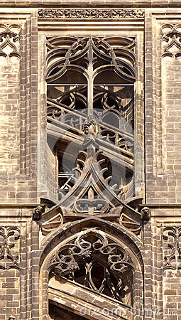 Free Detail Of The Gothic Meissen Cathedral Royalty Free Stock Photography - 50244307