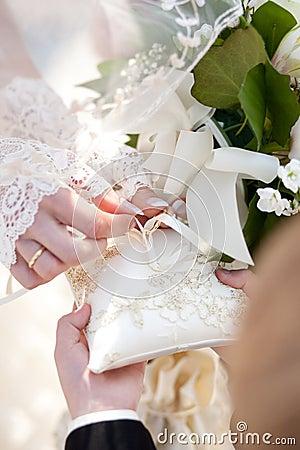 Free Detail Of Wedding Ceremony Stock Photos - 9255263