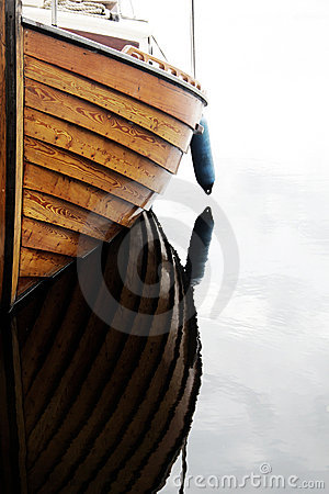 Free Detail Of Wooden Boat Stock Images - 13982854