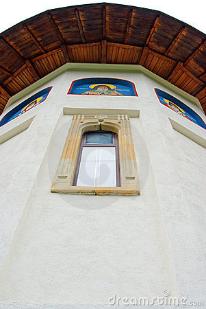 Detail of an orthodox church