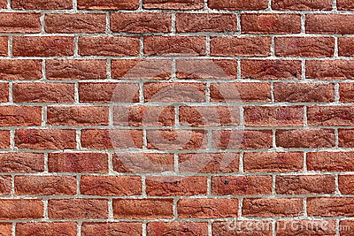 New brick wall texture