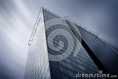 Detail skyscraper