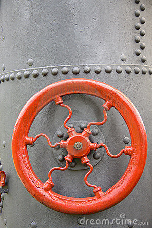 Detail of steam machine