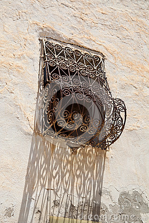 Detail of a tunisian window