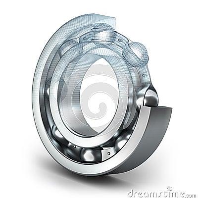 Detailed bearing design