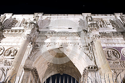 Details arch of Constantine