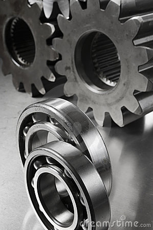 Details of ball-bearings