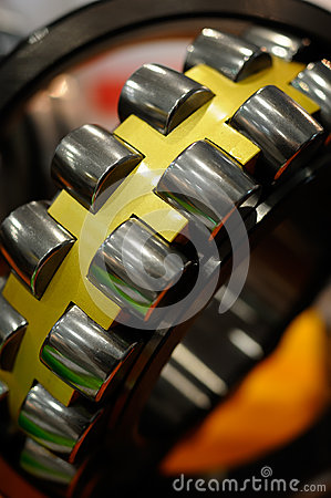 Details of bearing