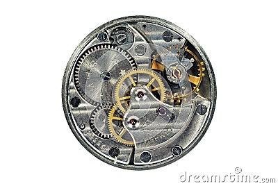Details of clock