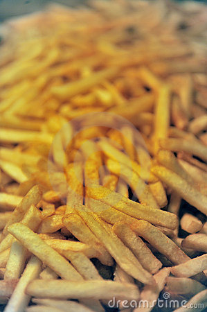 Details of french fries