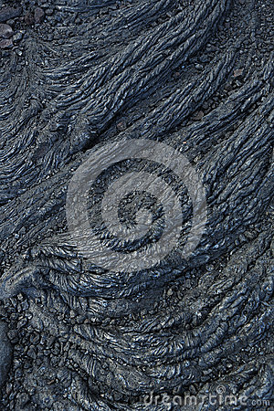 Free Details Of Lava Flows In Hawaii Stock Image - 32602021