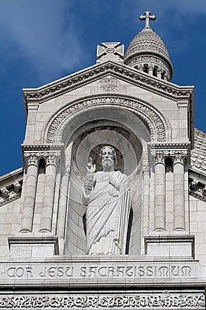 Free Details Of Sacre Coeur (Paris, France) Stock Photography - 10983752