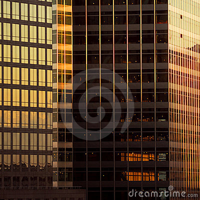 Free Details Of Skyscraper Facade Royalty Free Stock Photo - 7147415