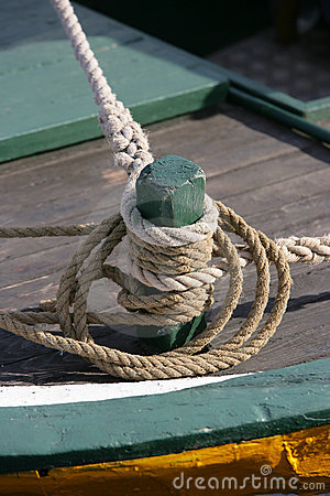 Details - old fishing boat