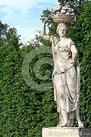Details Of Statue,Vienna