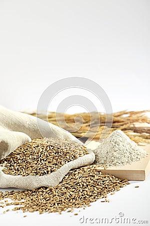 Details of whole grains