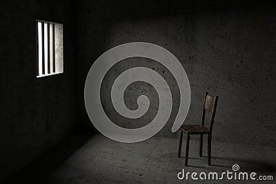 Detained - 3D Prison