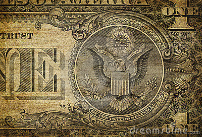 Detalle de Bill de dólar