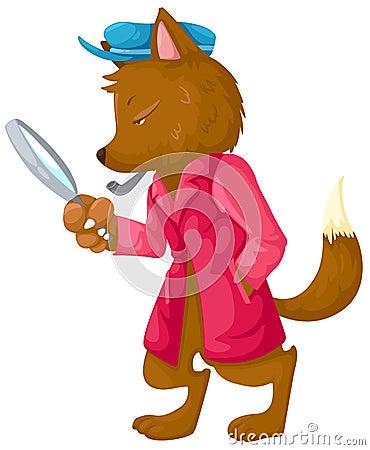 Detective del Fox