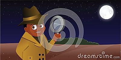 Detective kid