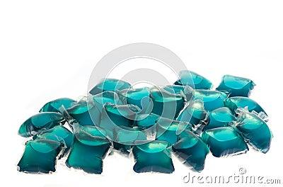 Detergent poeder