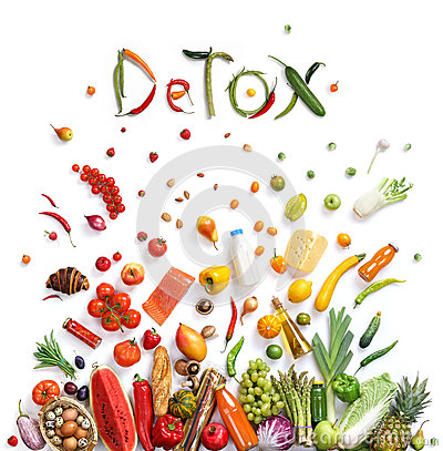 Free Detox, Food Choice Royalty Free Stock Photo - 63218295
