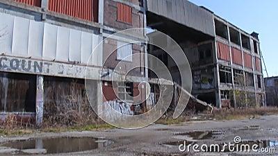 Detroit fabryka Rujnuje 2 zbiory wideo