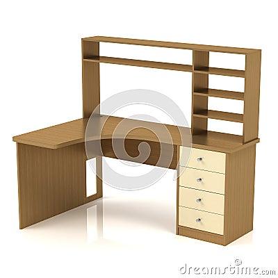 Dety Desk