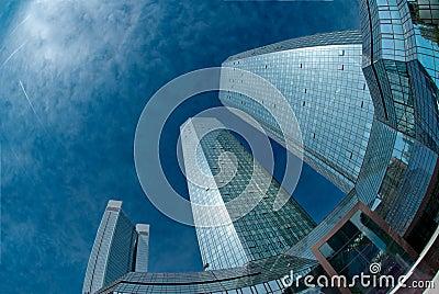The Deutsche Bank Building