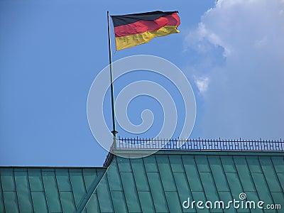 Deutsches flagg