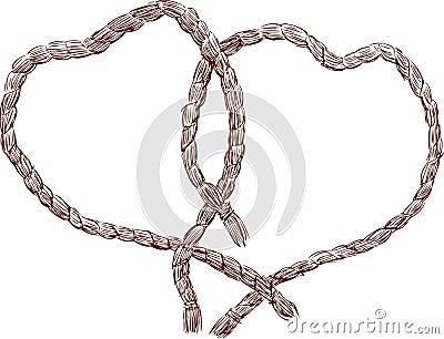 Deux cordes