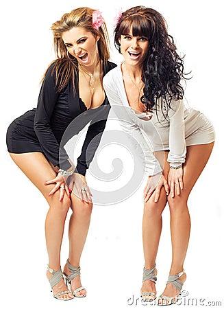 Deux filles sexy