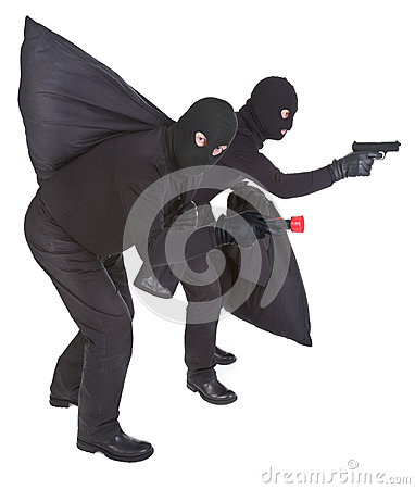 Deux voleurs