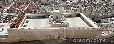 Deuxième temple de Jérusalem