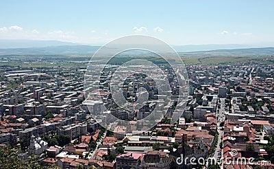 General City View of Deva