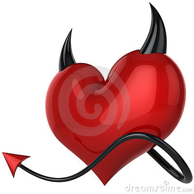 Devil heart. Fateful love (Hi-Res)