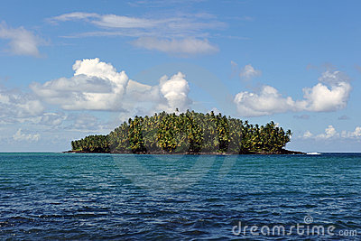 Devil island, French Guiana, South America