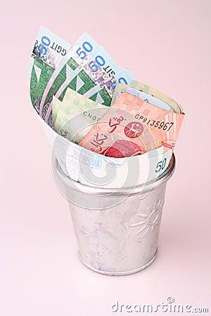 Devise - argent