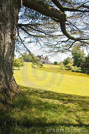Devon country home