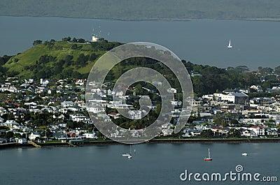 Devonport Auckland New Zealand NZ Editorial Stock Image