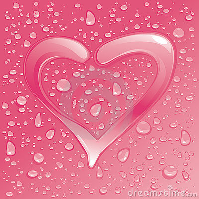 Dew heart