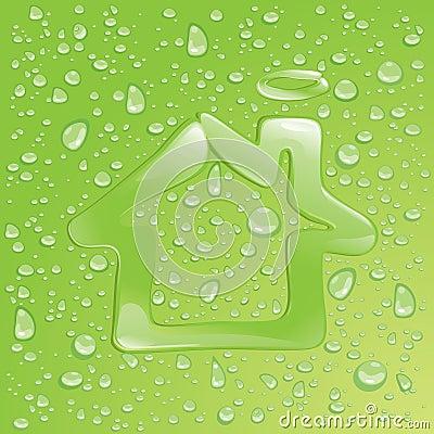 Dew house