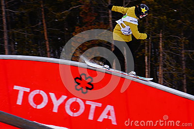 Dew Tour 2012 Editorial Photography