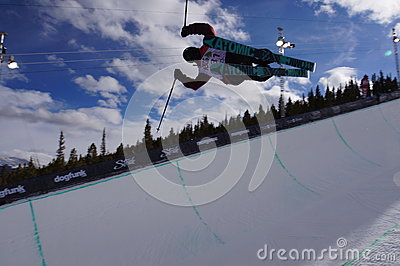 Dew Tour 2012 Editorial Stock Image