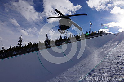 Dew Tour 2012 Editorial Stock Photo