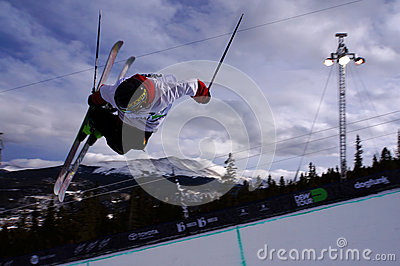 Dew Tour 2012 Editorial Image
