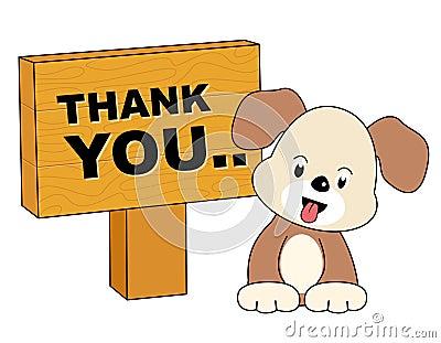 Dg thank you card
