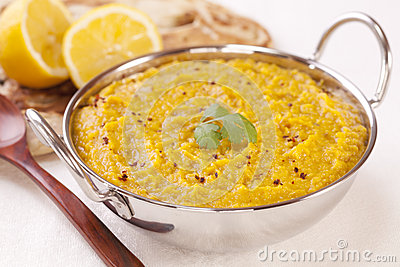 Dhal Indian Food