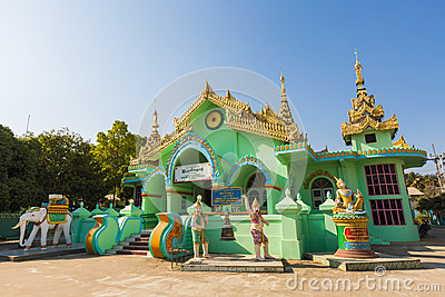 Dhammayon Township Temple